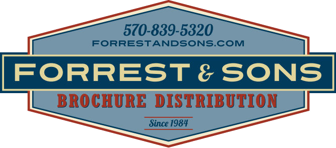 Forrest & Sons Brochure Distribution